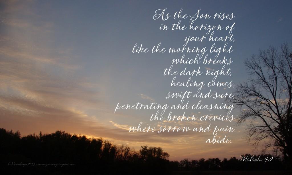 Son Rise Healing