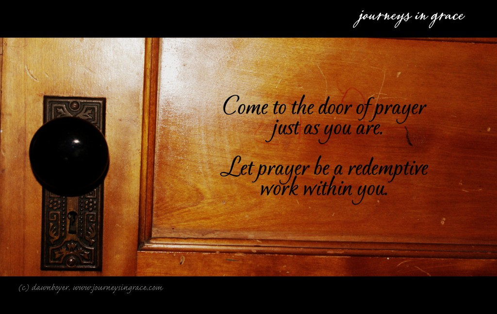 come to the door of prayer matthew 11 28