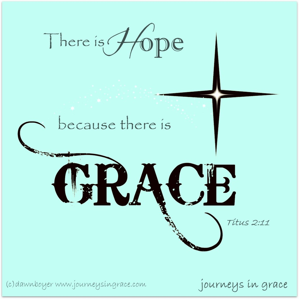 Grace is for everyone Titus 2:11