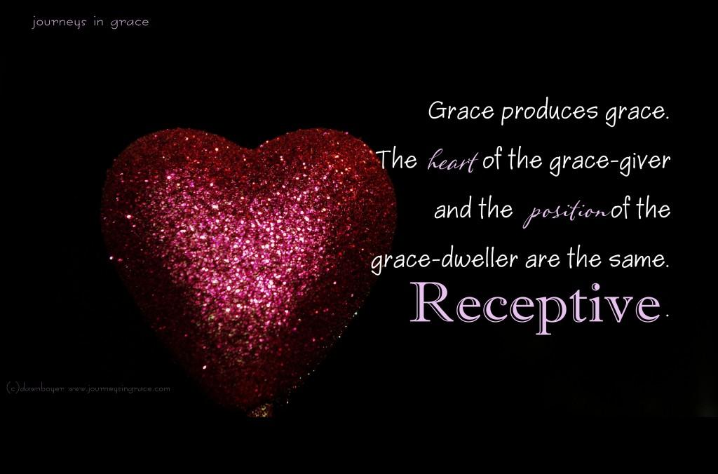 receptive grace