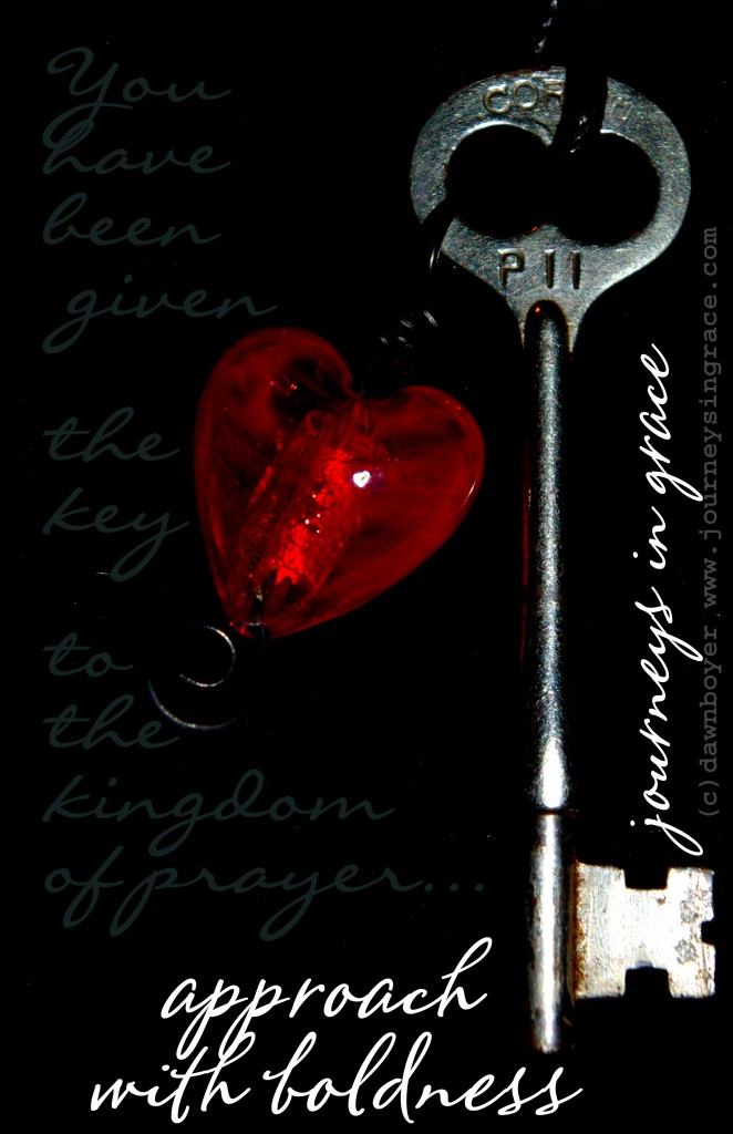keys to faith filled kingdom prayer