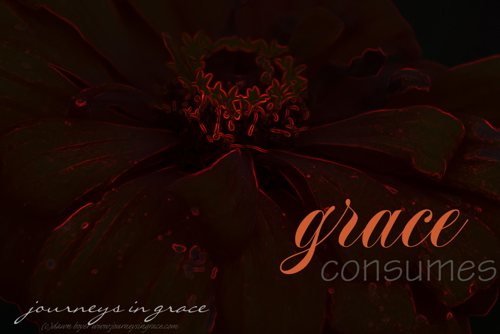 grace consumes