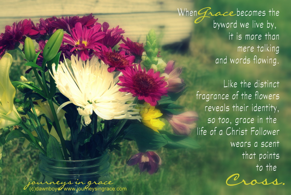 grace is the scent