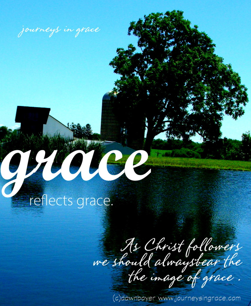 grace reflects grace