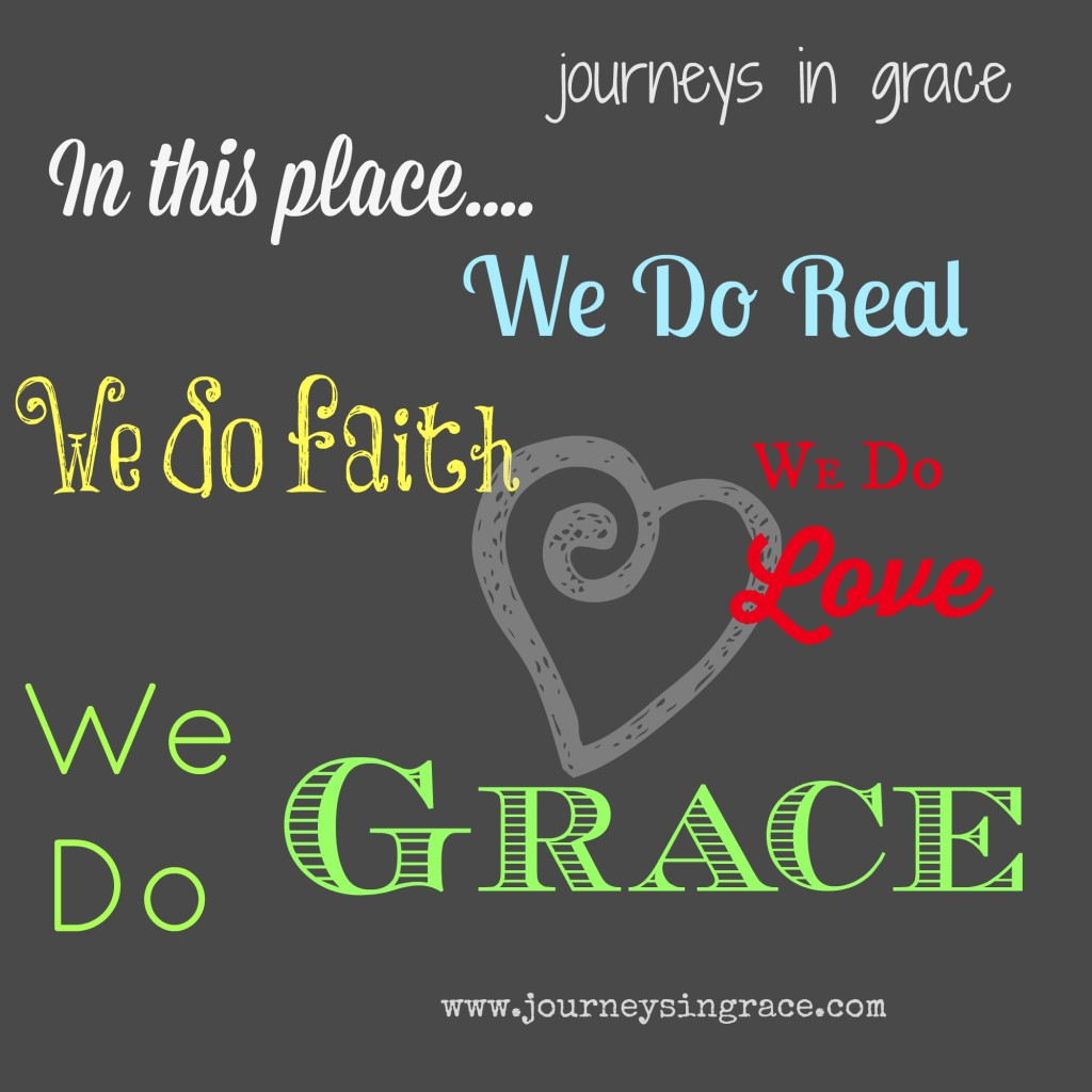 we do grace