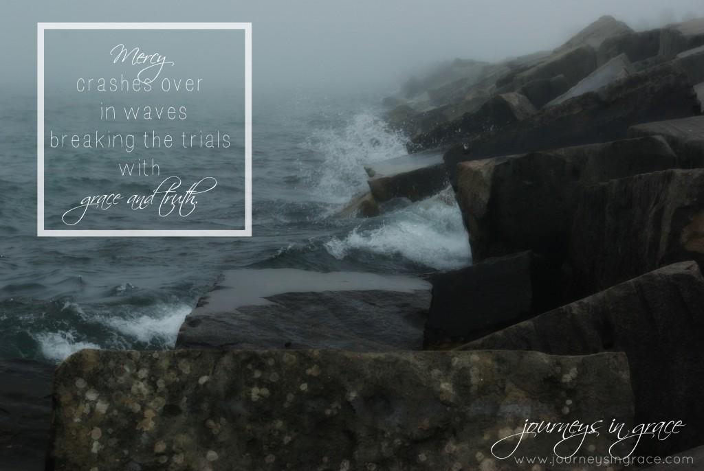 Mercy like waves