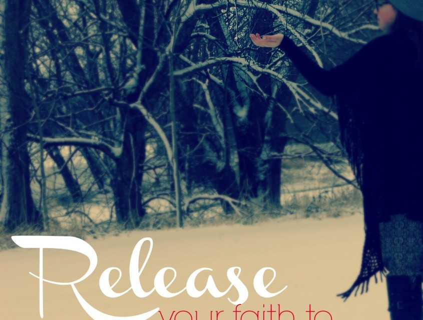 Released into Grace by Faith