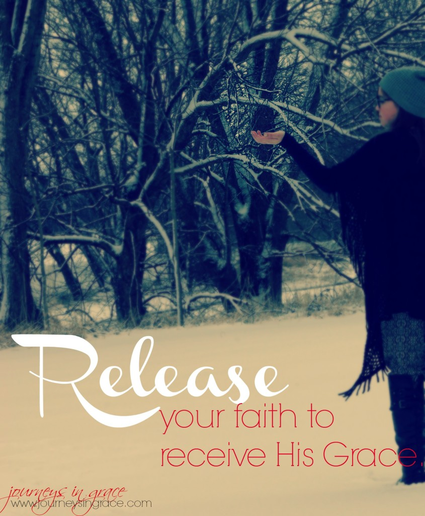 Release your faith