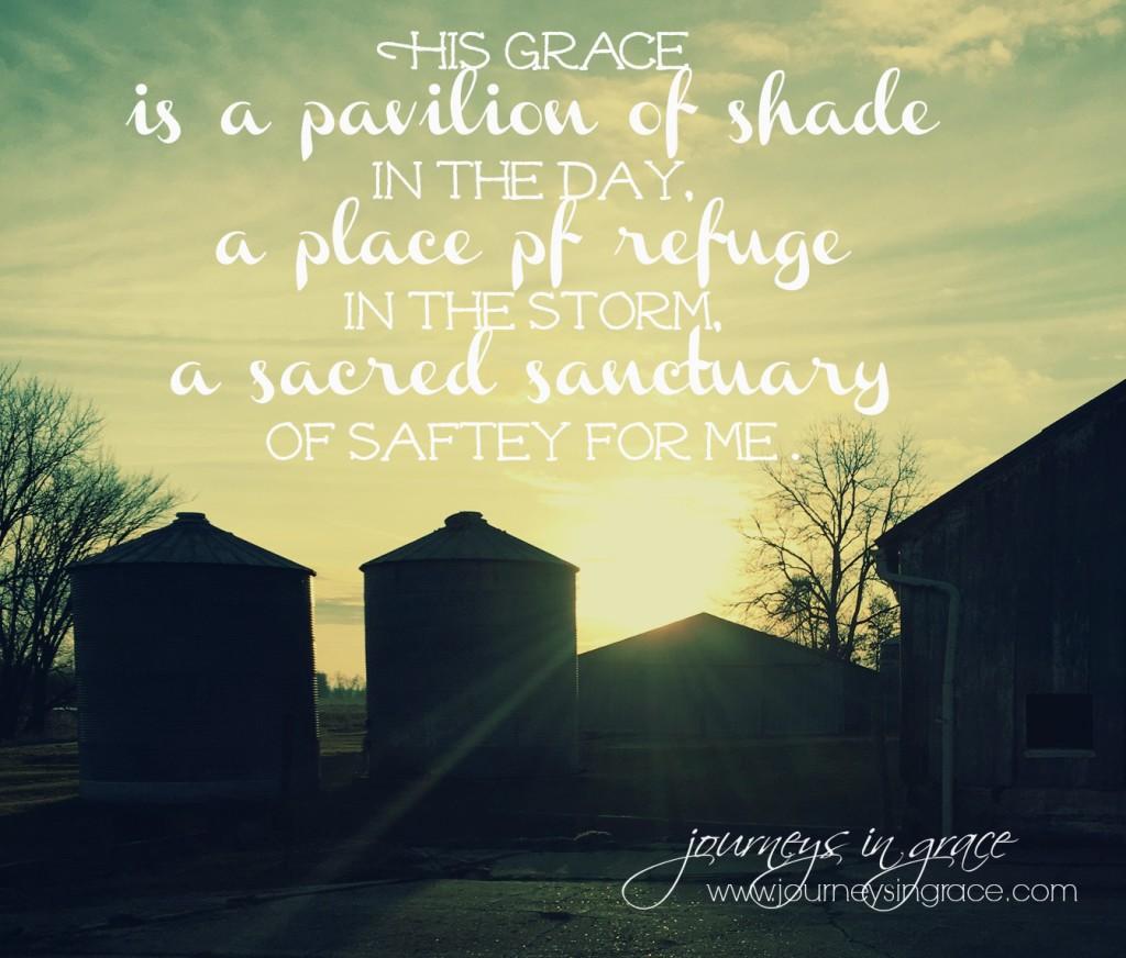 grace is a pavilion