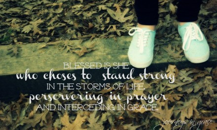 Standing Strong in Faith~Soul Stops