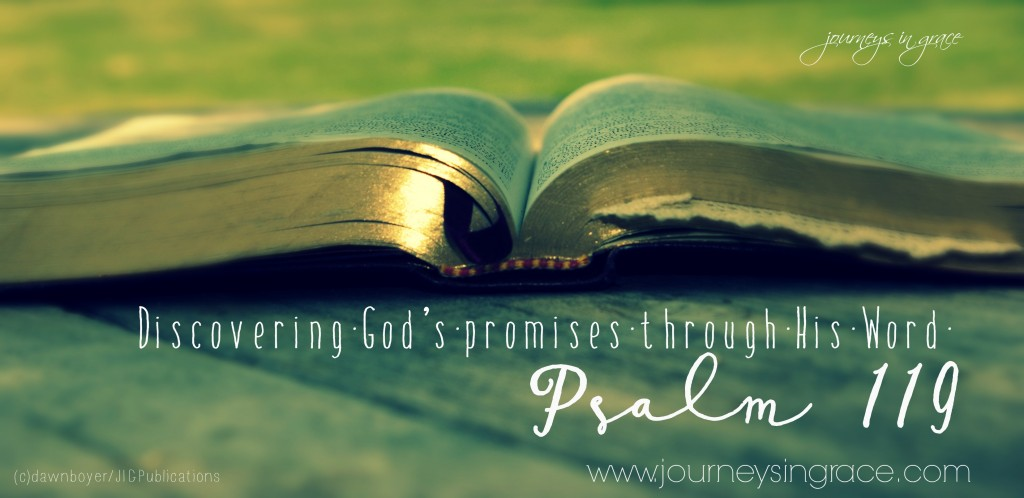 Discovering God's Promises through Psalm 119