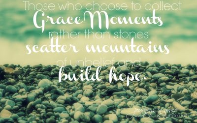Collecting Grace Moments – #GraceMoments Link Up
