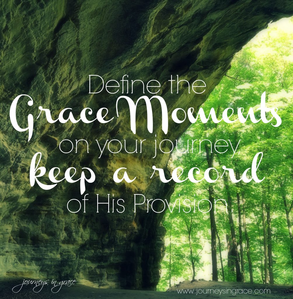 defining grace moments