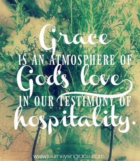 atmosphere of grace