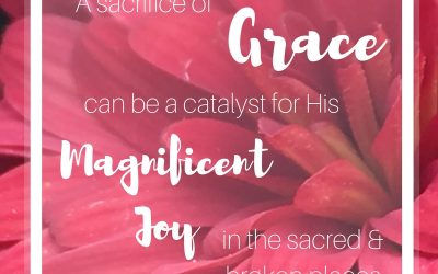 When Grace is more than a sacrfice…#GraceMoments Link Up