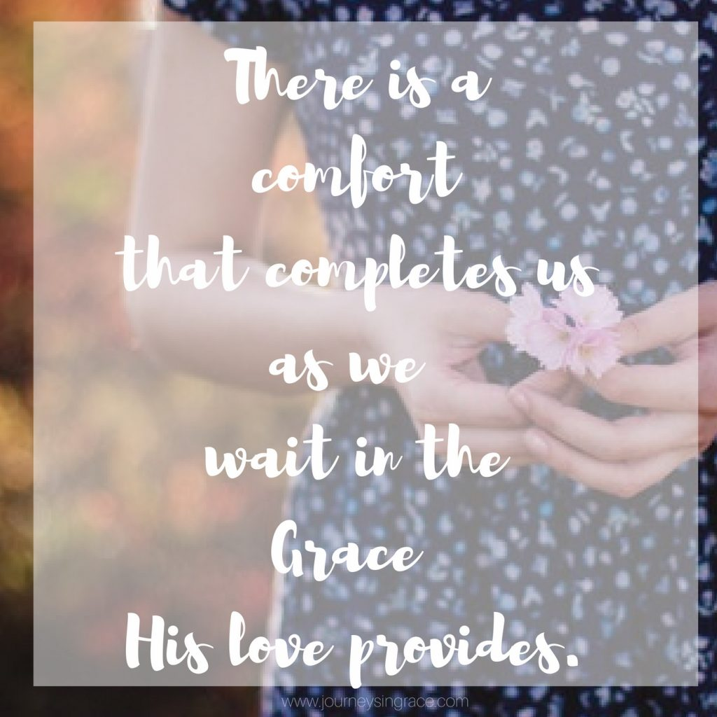 comfort-in-grace, #gracemoments, grace