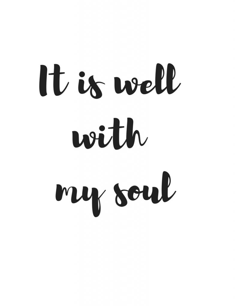 it-is-well-with-my-soul