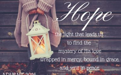 Recalling the Advent of Hope – #GraceMoments Link Up