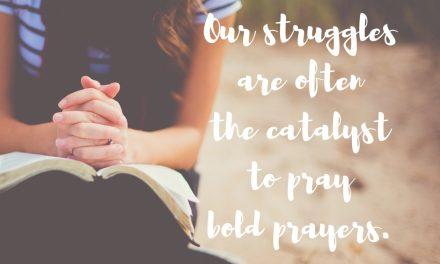 The Prayers We Pray… Soul Stops