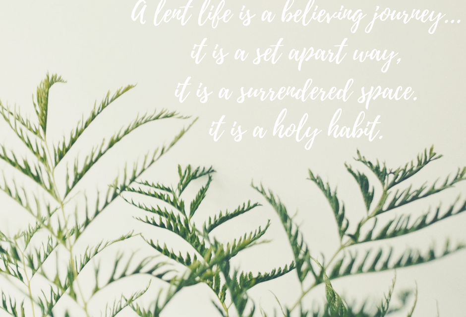 A Lent Life and the #GraceMoments Link Up