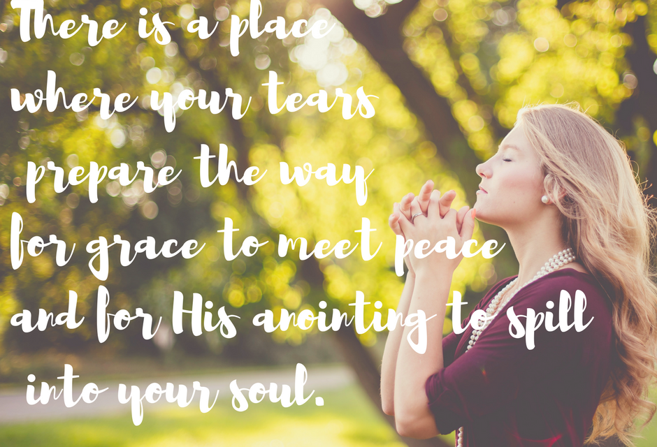 When your tears are collected by grace…#GraceMoments Link Up