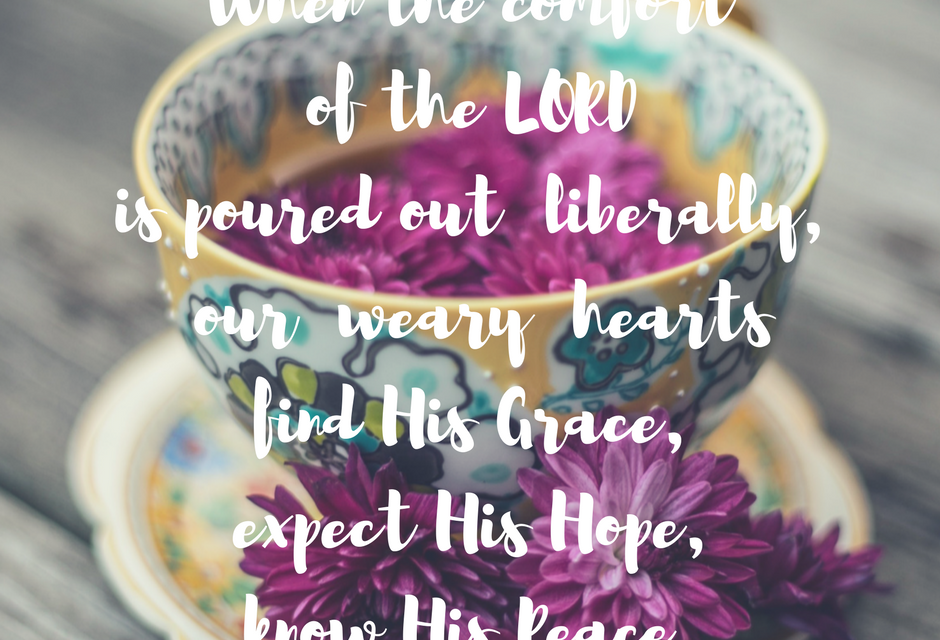 When grace reminds us to rest in His Words…#GraceMoments Link Up