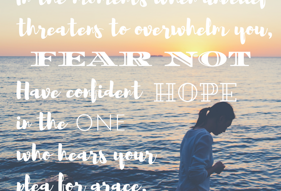 Finding Hope in the Mess of Failure…Guest Post and #GraceMoments Link Up