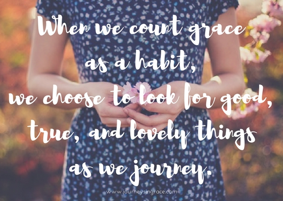 When we cooperate with grace…#GraceMoments Link Up