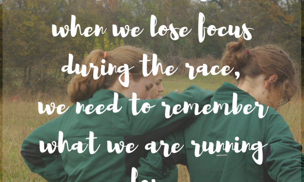 When we learn to run together…#GraceMoments Link Up