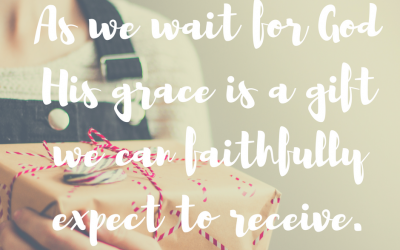 How we learn to behold grace as we wait…#GraceMoments Link Up