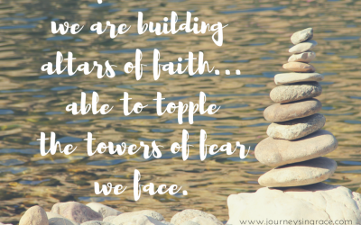 When we find the faith to face our fears…#GraceMoments Link Up