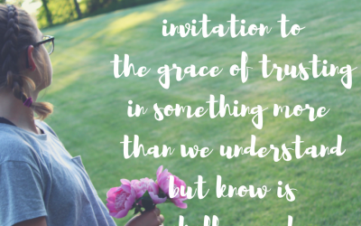 When we see the grace of obedience…#GraceMoments Link Up