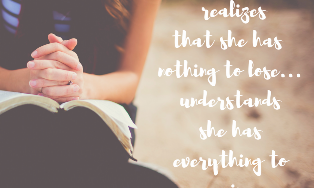 5 Tips to Being Battle Ready  Guest Post with Kelly Balarie…{#GraceMoments Link Up}